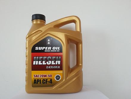 合成发动机油API CF-4
